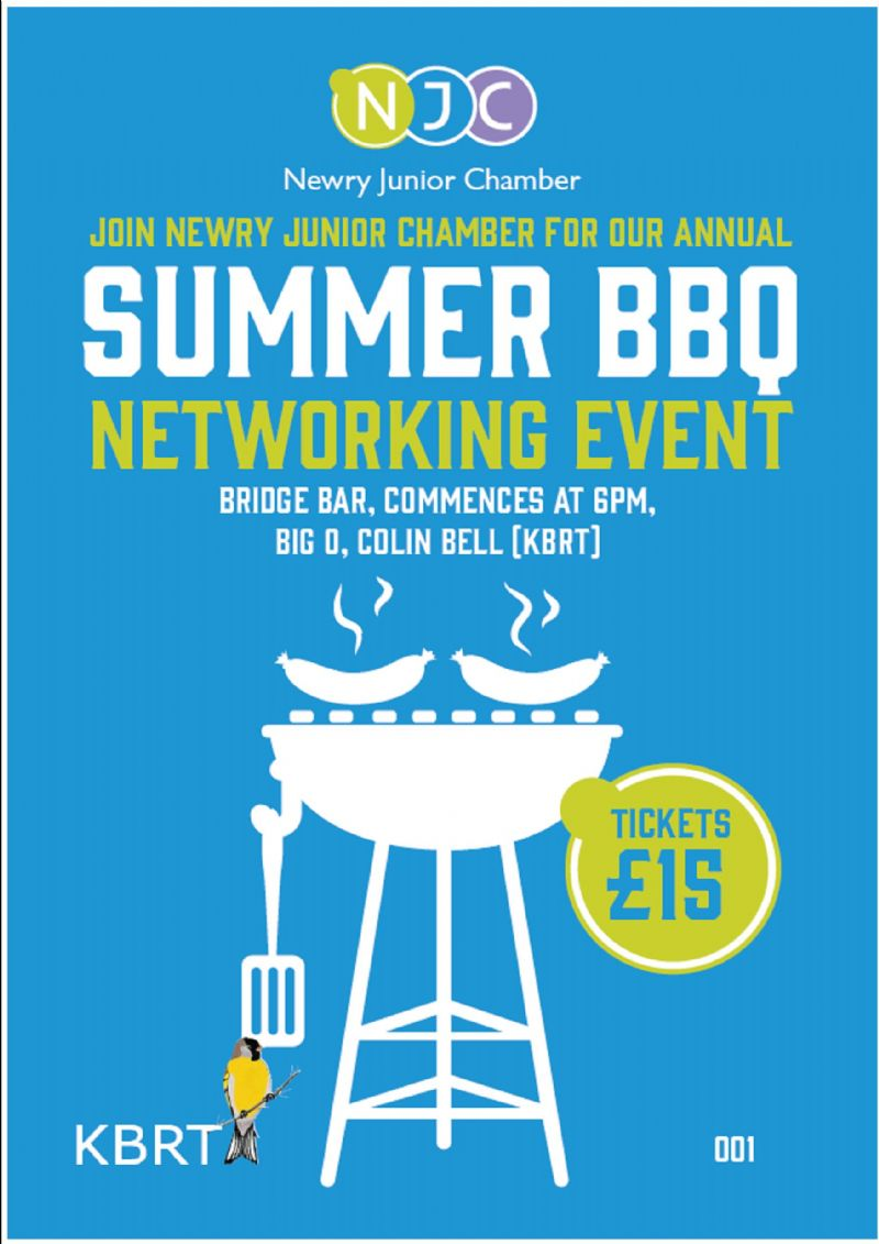 Summer BBQ Networking Event