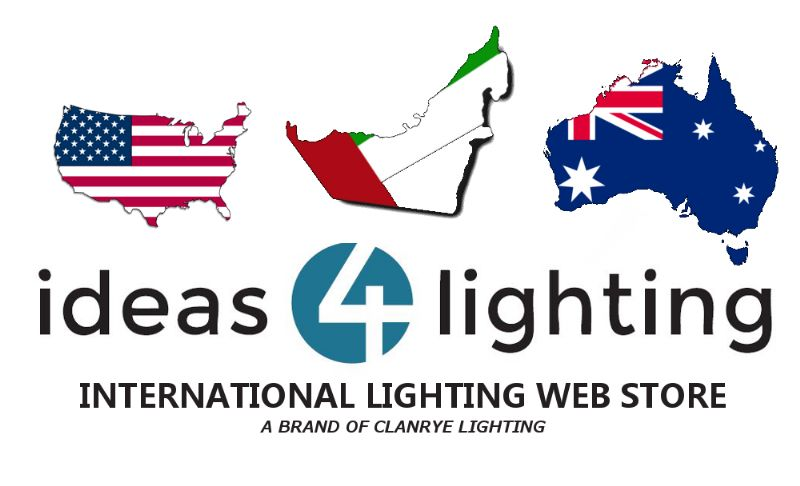 ideas4lighting USA Dubai Australia Website Lighting Shops